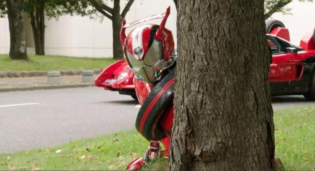 假面騎士Drive第4集【高傲的追跡者在想什麼】 線上看