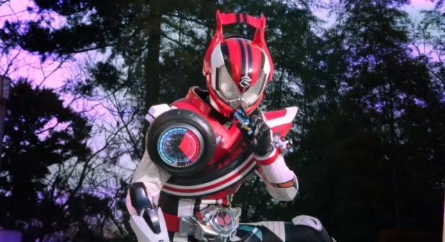假面騎士Drive第22集【用F車身時該怎麼戰鬥才好】 線上看