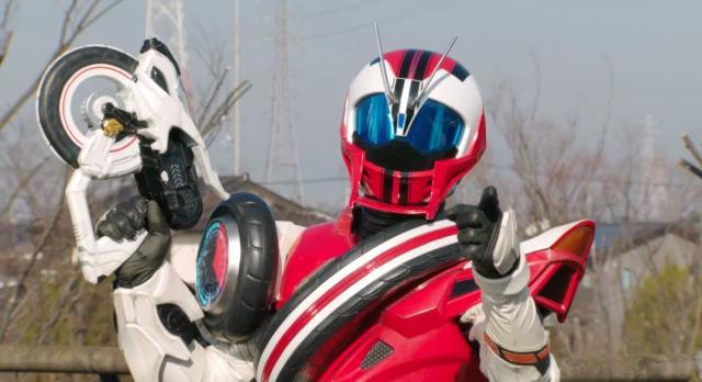 假面騎士Drive第24集【是什麼讓Mach狂奔的】 線上看