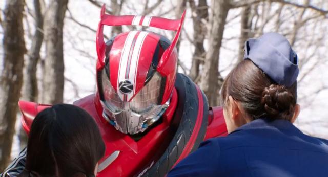 假面騎士Drive第30集【誰會說出真兇的事情】 線上看