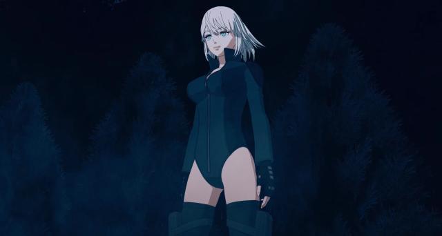 EX-ARM 全集第3話【殺戮的天使】 線上看