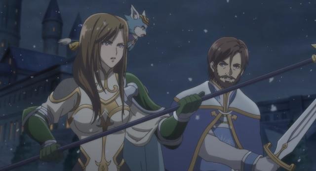 蒼之騎士團第1章【覺悟~與科美利亞的戰鬥~】 線上看