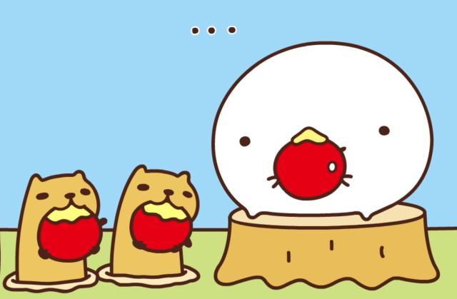 水豚君第16話【蘋果】 線上看