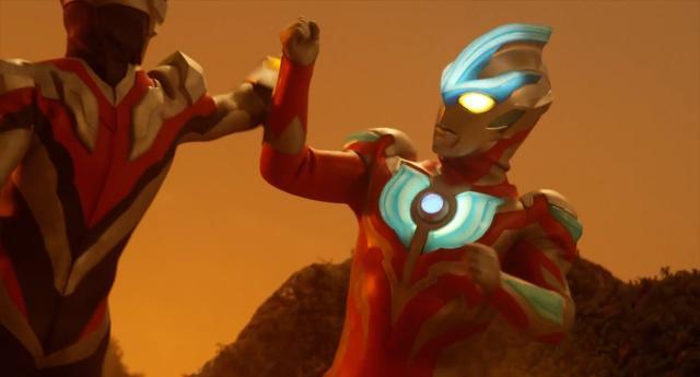 超人力霸王銀河S第2集【銀河VS勝利】 線上看