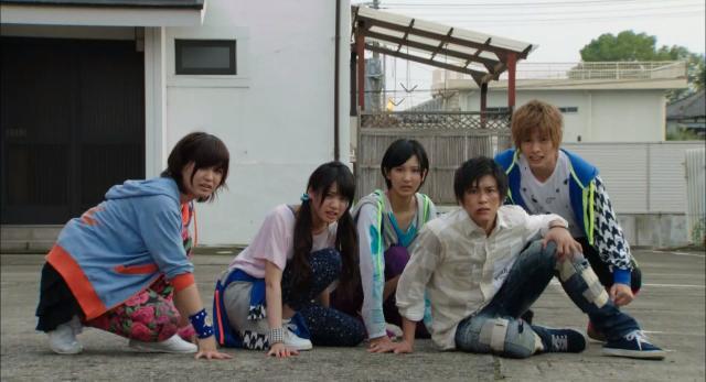 假面騎士鎧武第5集【復活!友情草莓鎧甲!】 線上看
