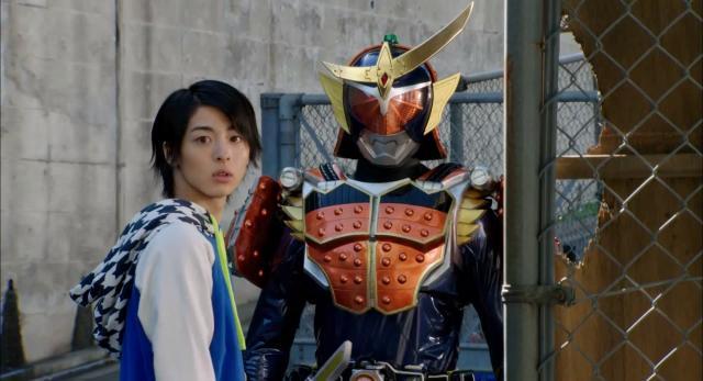 假面騎士鎧武第12集【新世代騎士登場!】 線上看