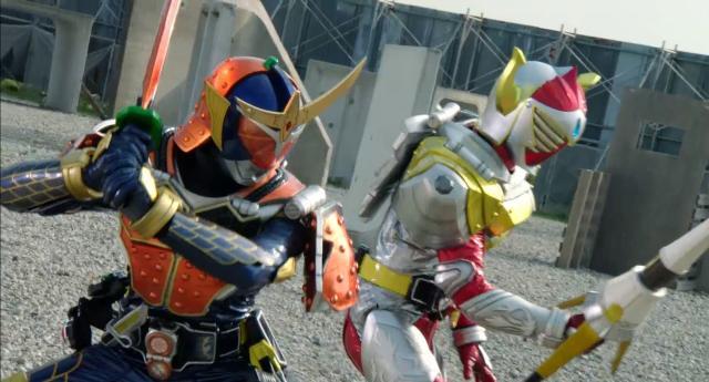 假面騎士鎧武第13集【鎧武、巴隆的友情之證!】 線上看