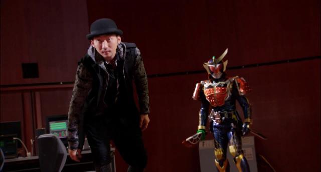 假面騎士鎧武第15集【開發腰帶的男人】 線上看