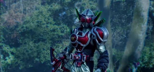 假面騎士鎧武第19集【被贈予的祕密兵器】 線上看