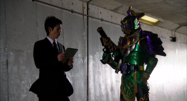 假面騎士鎧武第20集【世界的終結 開始的侵略】 線上看