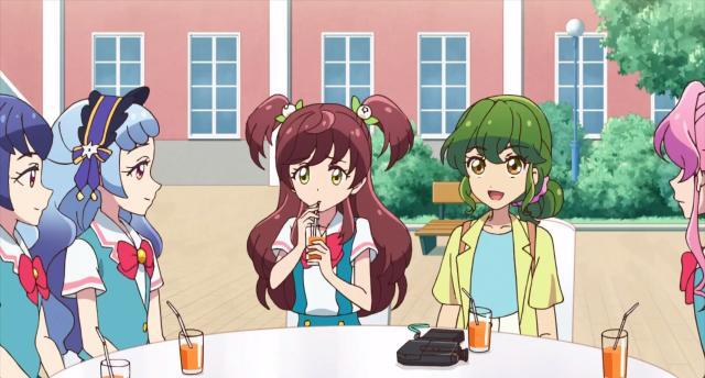 偶像學園FRIENDS! 第二季第16話【若葉 自在地上陣囉!】 線上看