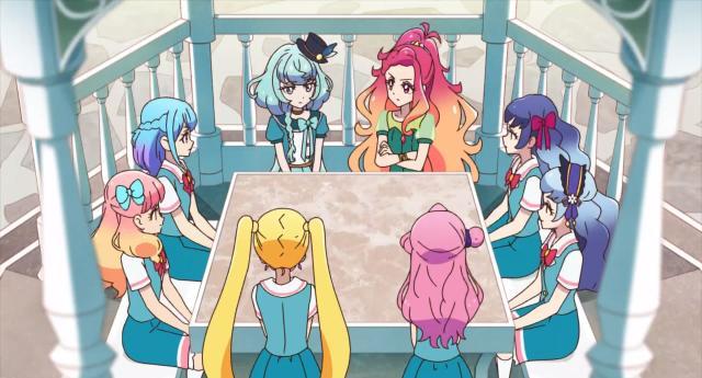 偶像學園FRIENDS! 第二季第18話【咻咻!在卡蓮島上奔馳!】 線上看