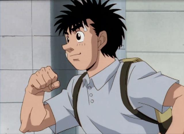 第一神拳第4話【Shadow Boxing】 線上看
