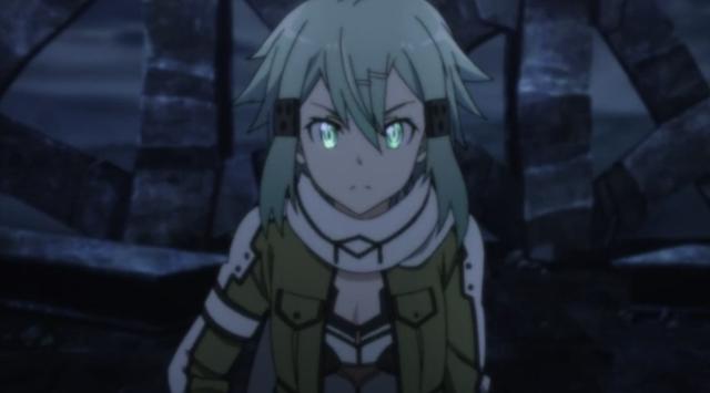 刀劍神域 第二季第13話【幽靈子彈】 線上看