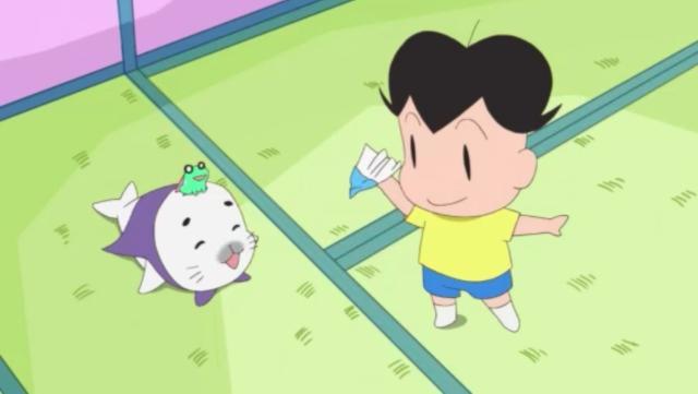 少年阿貝GO!GO!小芝麻 第三季第65話【天才海豹小芝麻】 線上看