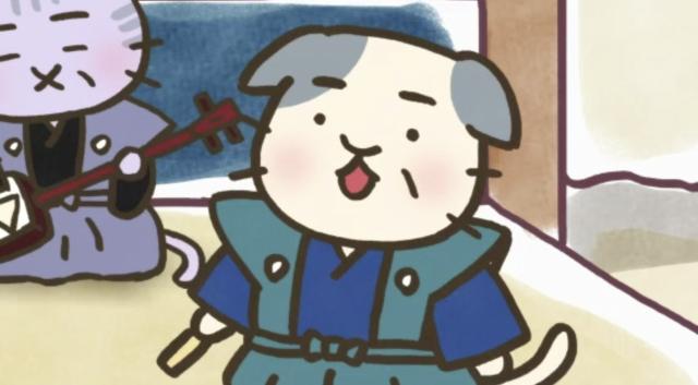 喵的咧~貓咪戲說日本史! 第四季 第5集劇照 1