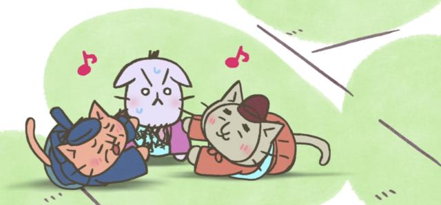喵的咧~貓咪戲說日本史! 第四季 第10集劇照 1