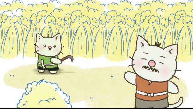 喵的咧~貓咪戲說日本史! 第四季 第13集劇照 1