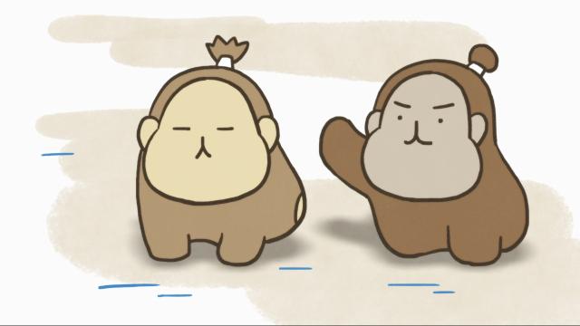喵的咧~貓咪戲說日本史! 第四季第22話【最可靠的弟弟,豐臣秀長!】 線上看