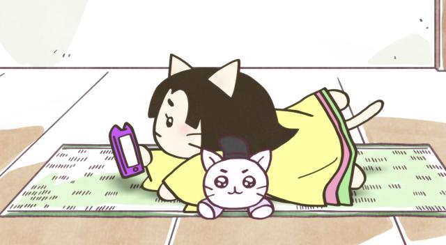 喵的咧~貓咪戲說日本史! 第四季第27話【從千年之前呼喊萌,更級日記!】 線上看