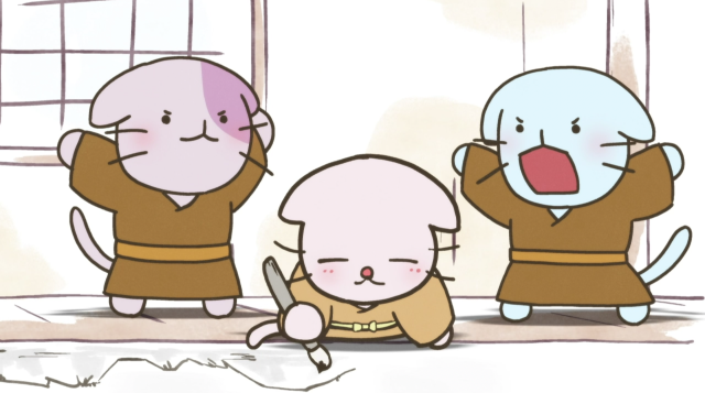喵的咧~貓咪戲說日本史! 第四季 第28集劇照 1