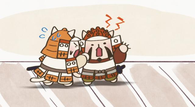 喵的咧~貓咪戲說日本史! 第四季 第29集劇照 1