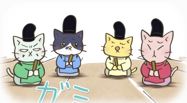 喵的咧~貓咪戲說日本史! 第四季第32話【三日天下太短了!明智光秀!!】 線上看