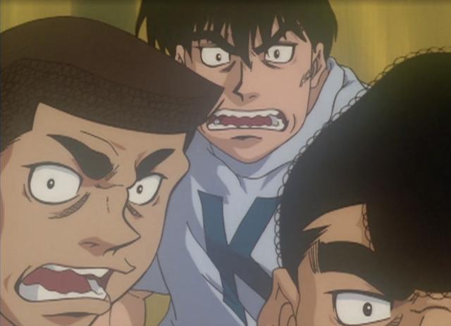 第一神拳第47話【隱藏的鬥志】 線上看