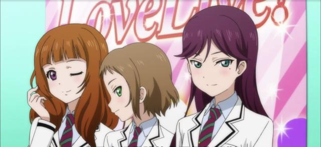 Love Live! 第二季 第8集劇照 1