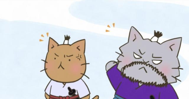 喵的咧~貓咪戲說日本史! 第五季 第9集劇照 1