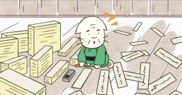 喵的咧~貓咪戲說日本史! 第五季第15話【始祖輕小說作家!?井原西鶴!】 線上看