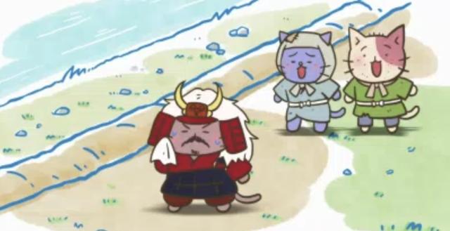 喵的咧~貓咪戲說日本史! 第五季 第16集劇照 1