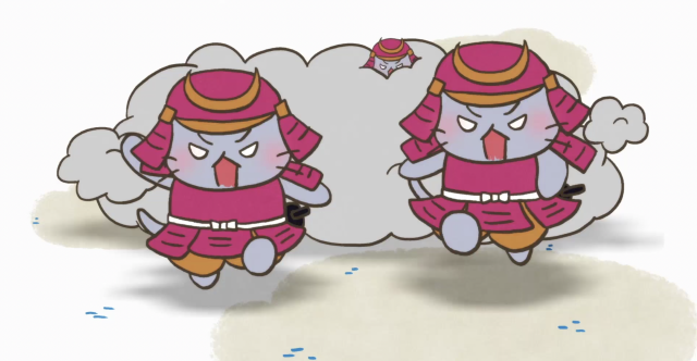喵的咧~貓咪戲說日本史! 第五季 第26集劇照 1