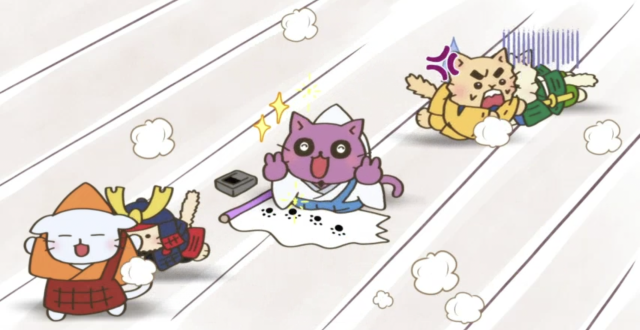 喵的咧~貓咪戲說日本史! 第五季 第29集劇照 1