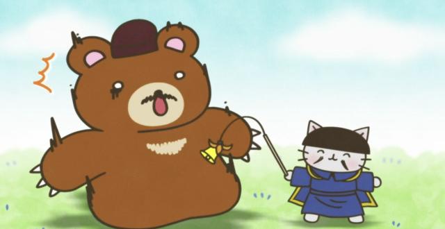 喵的咧~貓咪戲說日本史! 第五季 第30集劇照 1