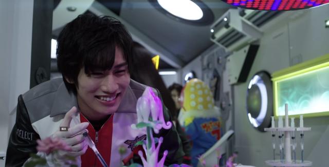 超人力霸王特利卡:NEW GENERATION TIGA第4話【為了笑容】 線上看