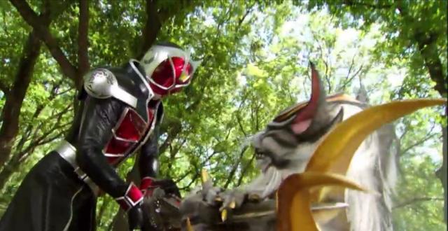 假面騎士Wizard 全集第5話【決戰比賽】 線上看