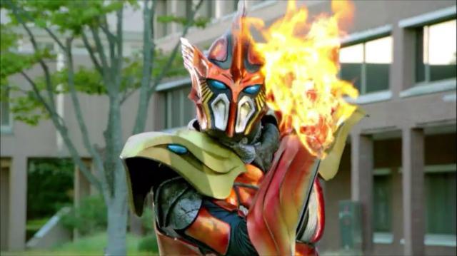 假面騎士Wizard 全集第9話【龍的嘶吼】 線上看