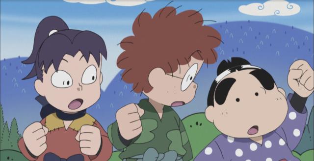 忍者亂太郎 第二十四季第18話【爸爸的評價 之段】 線上看