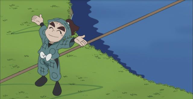 忍者亂太郎 第二十四季第21話【跳高槍補考 之段】 線上看