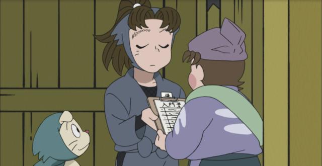 忍者亂太郎 第二十四季第23話【無名忍者 之段】 線上看