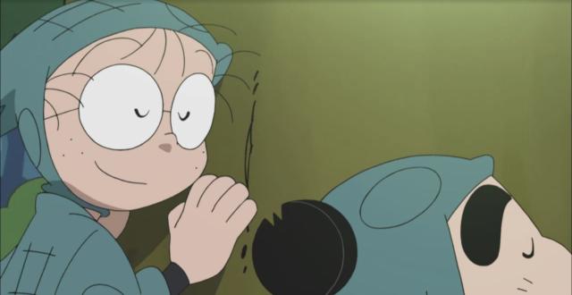 忍者亂太郎 第二十四季第25話【四年級生的羈絆 之段】 線上看