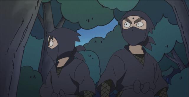 忍者亂太郎 第二十四季第40話【嚴禁厄運 之段】 線上看