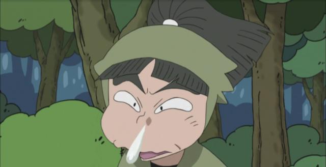 忍者亂太郎 第二十四季第41話【一起跟來的山賊 之段】 線上看