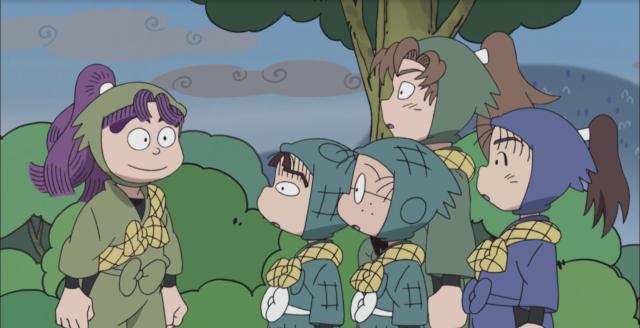 忍者亂太郎 第二十四季第45話【小心落雷 之段】 線上看