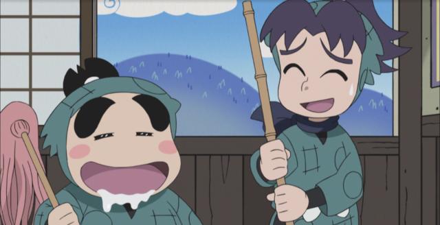忍者亂太郎 第二十四季第48話【重要的任務 之段】 線上看