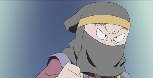 忍者亂太郎 第二十四季第50話【毒竹面具 之段】 線上看