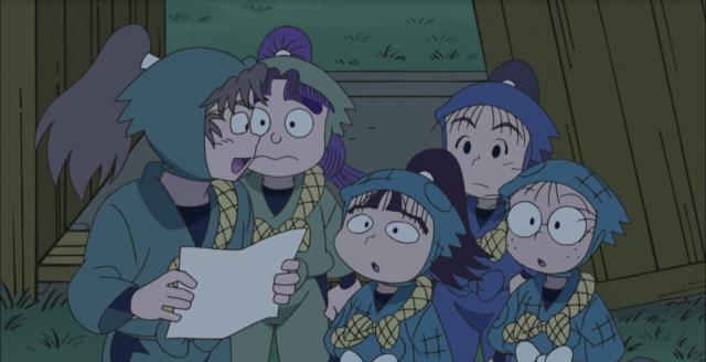 忍者亂太郎 第二十四季第51話【去阿甲老師家 之段】 線上看