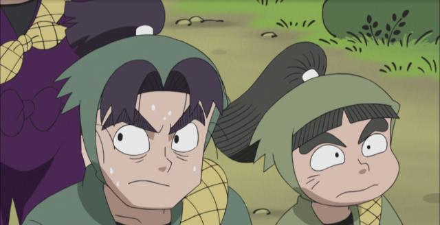 忍者亂太郎 第二十四季第53話【團藏的作文 之段】 線上看
