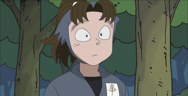 忍者亂太郎 第二十四季第58話【毛骨悚然的森林 之段】 線上看